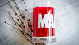 Пивной бокал ′Marvel′