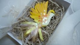 Жовта пташка