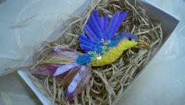 Фіолетова пташка