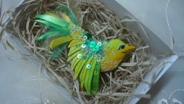 Лимонна пташка