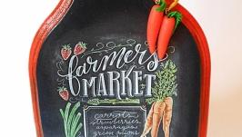 Досочка ′Морковное меню′
