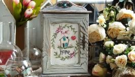 Настенная ключница ′Sweet Home′