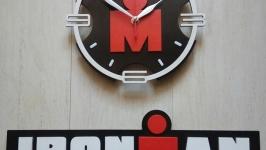 Часы и медальница Ironman