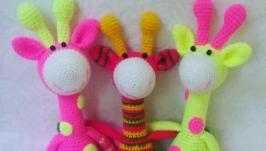 Жираф ′Радуга′