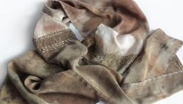 Шовковий шарф ШОВКОВА МОЗАІКА