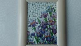 Мозаика′Ирисы′.