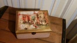 шкатулка Венеция