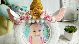 Рамочка для фото ′Unicorn′