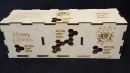 Коробка 254х80х90 мм