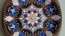 тарілка декоративна ′Східні ночі′
