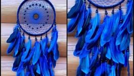 Ловец снов-синий.
