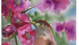 Квітуча гілочка