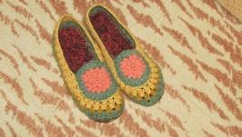 Тапочки-туфельки