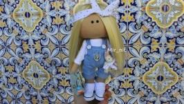 купить куклу ручной работы  хендмейд в Полтаве и Украине