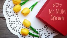 Tulip сережки