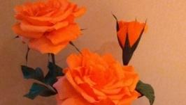 Новый тренд - ростовые цветы