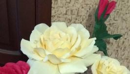 Композиция из 5 роз