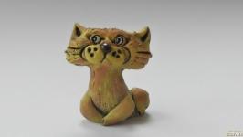 Фигурка кота №3