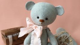 Текстильный мишка