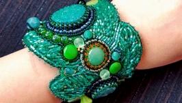 Браслет ′Зелень′