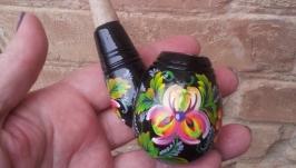 Люлька, трубка курительная. Пример работы на заказ