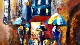Абстракция,арт ′Париж-58′