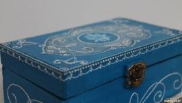 Синяя роскошь
