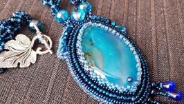 Кулон ′Сині глибини′ Продано