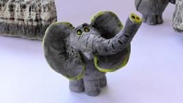 Статуэтка слона сувенир в виде слона