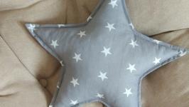 Декоративная подушка ′′Звездочка′′