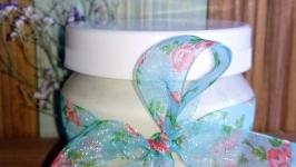 Воздушная маска для волос из взбитого масла Ши