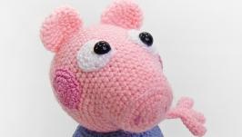 Поросенок Джордж (братик свинки Пеппы)
