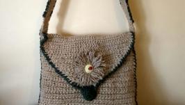 Летняя эко-сумочка