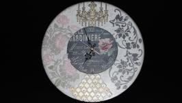 Часы настенные ′В оттенках серого′