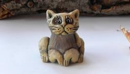 Сувенир фигурка кошка