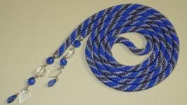 Лариат ′Синяя спираль′