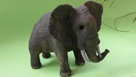 Статуэтка слона ручной работы