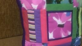 Подушка для оформления интерьера