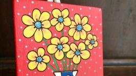 080618_магнит_горшочек с цветами_1