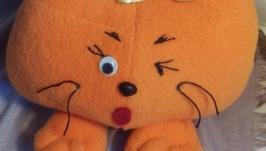 Кошка ′Шкода′  мышка