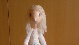 Интерьерная текстильная кукла ′Вероника′