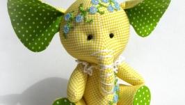 Милый слоник Солнышко