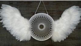 Ловец снов-крылья ангела!