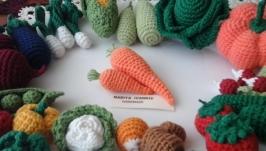 Морква 2шт
