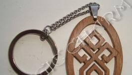 Чур брелок-оберег для ключей
