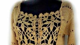 Платье-туника ′Бархатный сезон′ в стиле бохо.Tunic dress ′Velvet season′ .