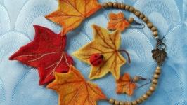 комплект Осенний вальс