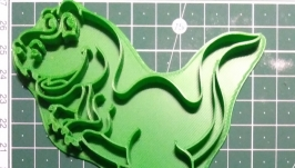 ′Динозаври′ Набір форм для печива та пряників