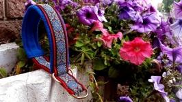Ошейник для собак в этническом стиле ′Восточные узоры′