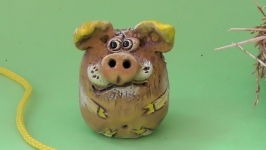 Свинка Свиныч фигурка свиньи